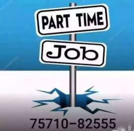 Do part time job and earn daily basis through online