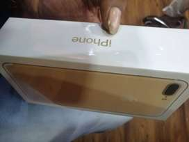 Sealed pack i phone 7 128 Gb available in scratchless condition