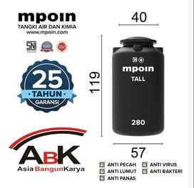 TANGKI MPOIN TALL SERIES 280L