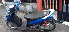Yamaha Mio 2010 Plat B Lokasi Cimahi Cihanjuang