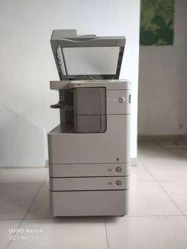 mesin Fotocopy Canon ira 4225 bisa print scan copy tuk usaha fotocopy