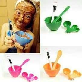 peralatan masker wajah