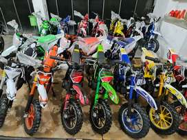 Motor Mini Trail Mini Cross Anak Trail Kecil Motor Mini 50cc 2T Matic
