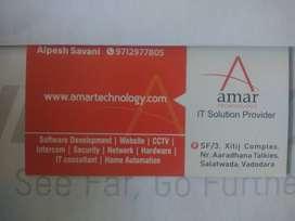 CCTV camera Technician 2nos & Sales Executive 2nos
