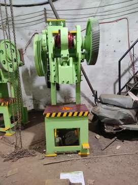Power press machine c types