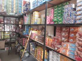 Running wholesale shop for sale