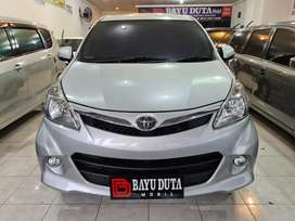 Toyota Avanza Veloz 1.5 manual 2013