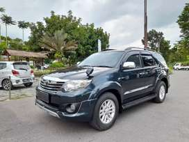 Toyota Fortuner G Trd sportivo diesel automatic th 2011