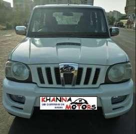 Mahindra Scorpio VLX 4WD BS-IV, 2012, Diesel