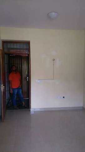 Two BHK flat for Rent with Two bathroom and
