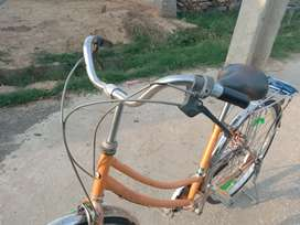 Cycle For Sale Three Months Used Only On 10 Thousand Original Japanese
