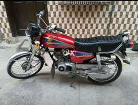 HONDA 125, 100% lush condition, can replac with pridor 100cc up-model