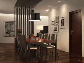 Fully Furnished 3 Bed flat at Skyline willo Hights Thrissur 69 lacks