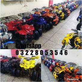 Atv Quad Petrol & Electric Bikes For Sell Low Price Subhan Enterprises