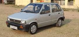2008 Maruti 800 1st ownr 16000 kms driven