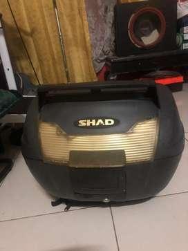 Box motor shad sh40