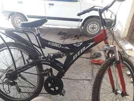 Hero DTB Bike