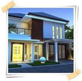 Kontraktor Bangunan+Minimalis di BlitarSiap Borong Desain & Bangun Kon