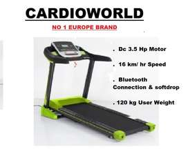 Treadmill to strengthen the Lower part of the body