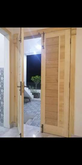 Furnished room with all facilities and attached bath and kitchen
