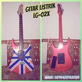 Gitar Listrik LG-O2X