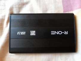 Hardisk Eksternal Ps3 320 GB Mulus
