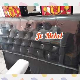 JX MEBEL# Dipan Divan Sandaran SpringBed No.1 Pekanbaru