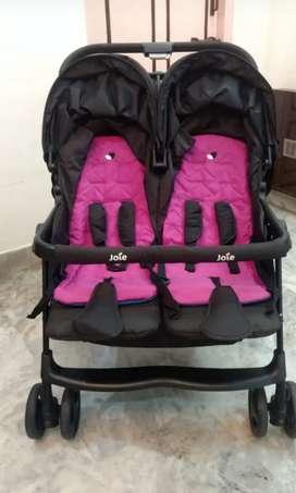 Joie Twins stroller