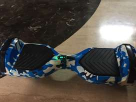 Electric hoverboard limited edition with music