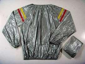 Baju Jaket Sauna Suit Mempercepat Pembakar Lemak & Kalori