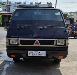 Dijual Mitsubishi L300 Diesel Pick up Th 2020 Warna Hitam
