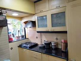 ONE 1BHK FOR RENT FULL FURNISHED FLAT JVLR ROAD ANDHERI E