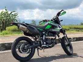 Kawasaki Dtracker X 250 2015 km 3rb