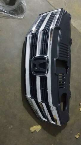 Honda city front grill end lite