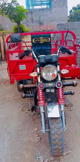 Loader riksha for sell