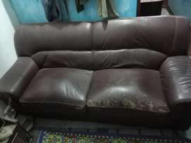 Leather Sofa Durian No online paytm