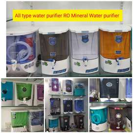 DolphiUltra smart Alfa Mineral Ro+UV+Tds Water Purifier Filter (White)
