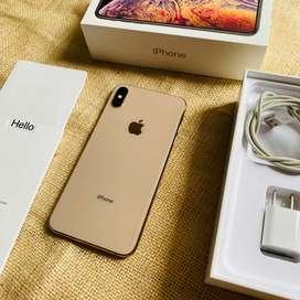 IPhone xs max 256 Gb Gold Fullset Original