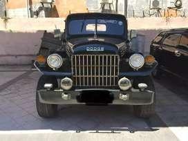 Dodge Power Wagon Classic Trucks
