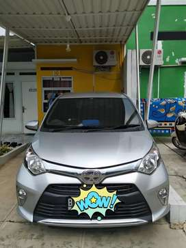 Toyota Calya Type G Matic (Over Credit)