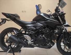 Yamaha MT25 2019 low KM terawat