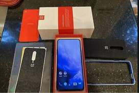 One plus 7 Pro model is available with us in excellent working conditi