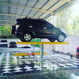 Alat car wash hidrolik type, garansi 5 tahun terpecaya