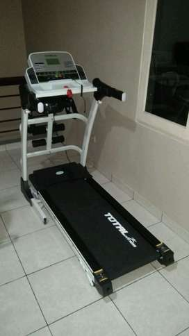 TL 630 Treadmill total Fitness Treadmill