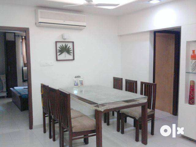 3 BHK Fully-Furnished flat for Rent in Ambawadi 0