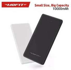 Powerbank MOFIT M11 10.000mAh + Fast Charge Real Capacity