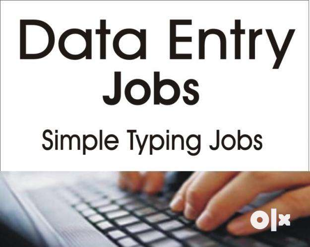 SIMPLE TYPING (DATA ENTRY) WORK AT HOME 0