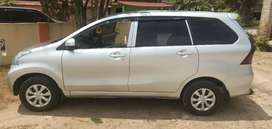 Toyota Avanza 2013 Manual