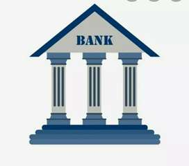 Urjent hiring in your city Bank apply now