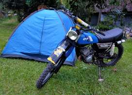 Motor Yamaha  DT 100